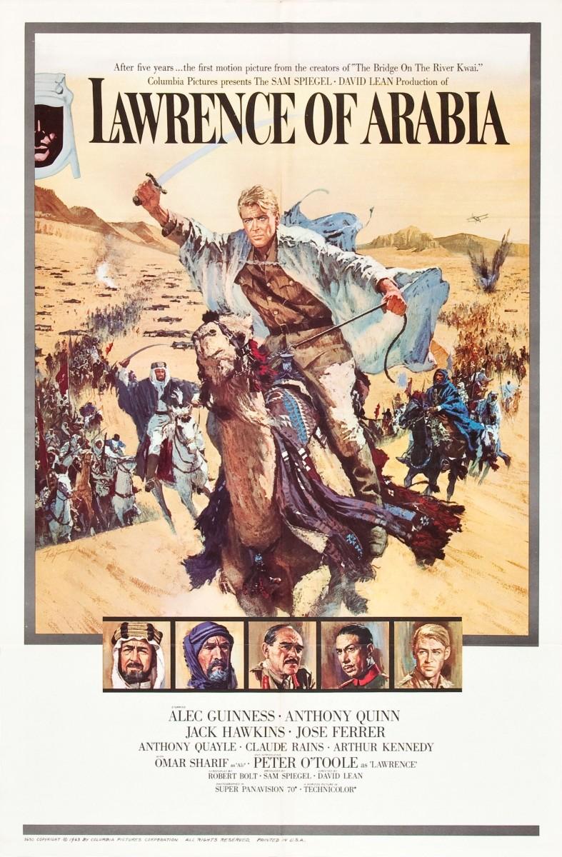 O Lawrens της Αραβίας και το σπίρτο του